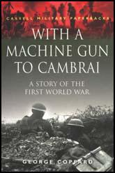 With a Machine Gun to Cambrai