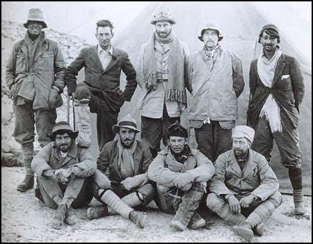 George Mallory George Mallory And Andrew Irvine