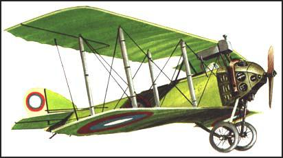 The Russian Antra DS (1917)