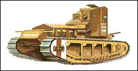 The Whippet Tank