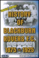 History of Blackburn Rovers