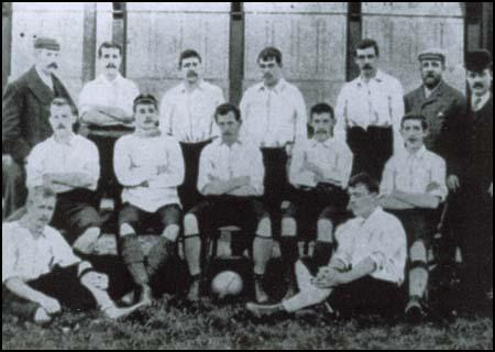 Bolton Wanderers in 1893