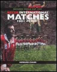 Welsh International Matches