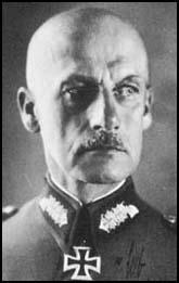 Wilhelm Leeb : Nazi Germany