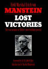 Manstein: Lost Victories