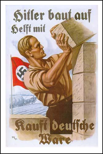 why did people vote for the nazi party