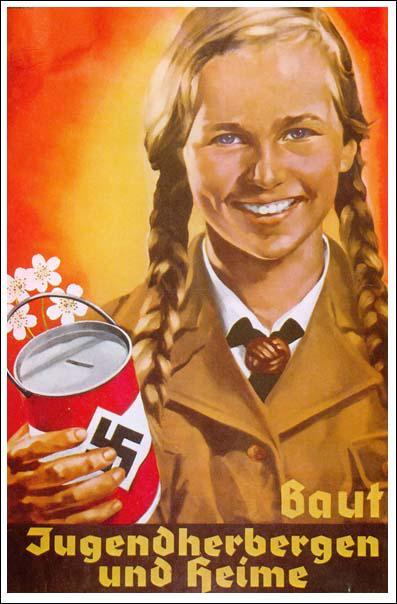 German League Of Girls Bund Deutscher M 228 Del