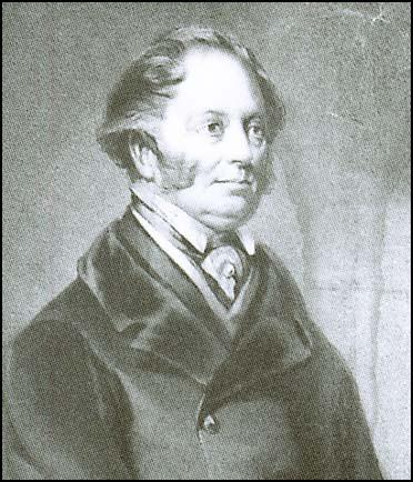 Edward Baines in about 1835