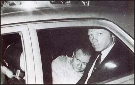The arrest of Arthur Bremer (15th May, 1972)