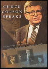 Chuck Colson Speaks