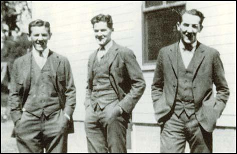 Thomas, Howard and David Corcoran