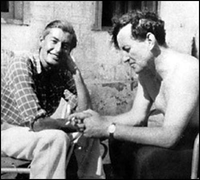 Ivar Bryce and Ian Fleming