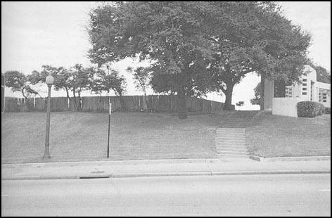 Grassy Knoll in Dallas