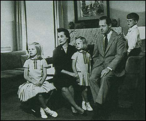 Dorothy And Howard Hunt In 1958