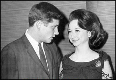 Ron Pataky with Dorothy Kilgallen