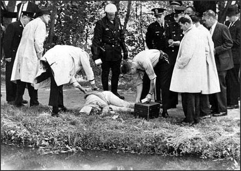 The murder of Mary Pinchot Meyer