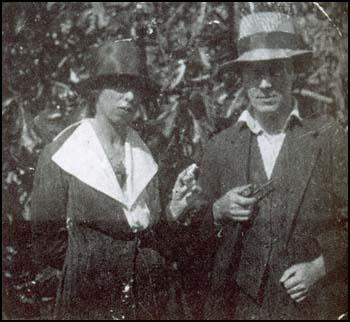 Mary Hutchinson and Clive Bell