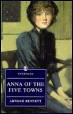 Anna of the Five Towns is available from Amazon