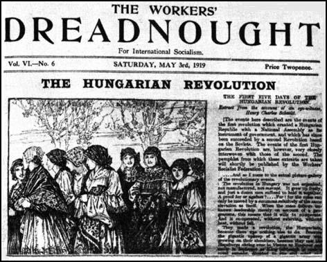 The Workers' Dreadnought (3rd May, 1919)
