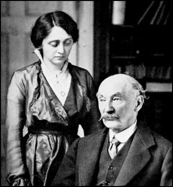 Florence and Thomas Hardy