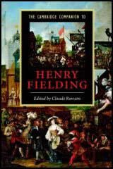 Books by Henry Fielding