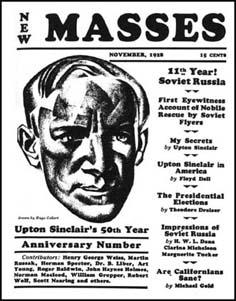 New Masses (November, 1928)