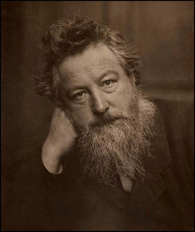 William Morris by Frederick Hollyer