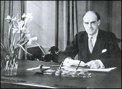 John Reith as director-general of the BBC