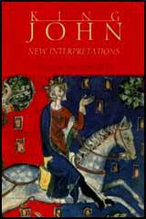 King John : New Interpretations
