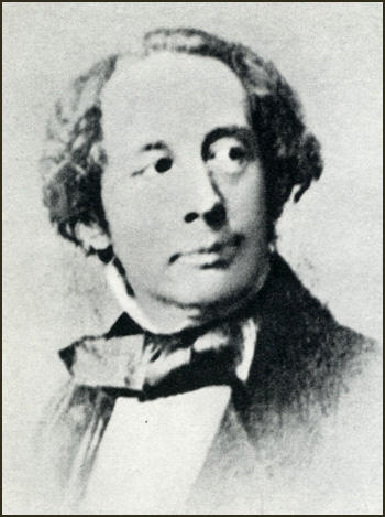 Charles Dickens in 1849