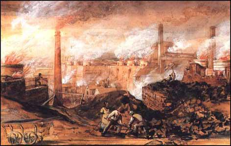 G. Childs, Dowlais Ironworks (1840)