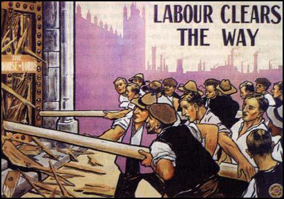 Labour Party poster (1910)