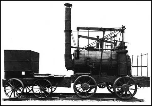 William Hedley's Puffing Billy