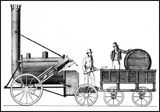 The Rocket, The Mechanics Magazine (1829)