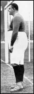 William Foulke at Chelsea in 1905