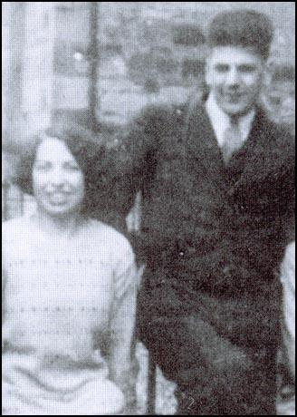 John Thomson and Margaret Finlay in 1931