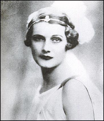 Elizabeth Thorpe in 1933