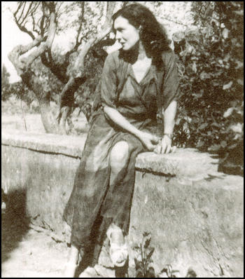 Mary in France in 1930