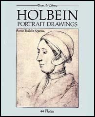 Holbein: Portrait Drawings