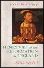 Henry VIII & the Reformation