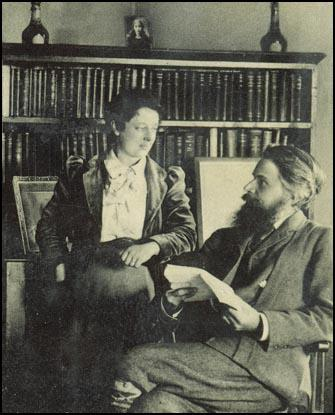 Edith Ellis and Havelock Ellis