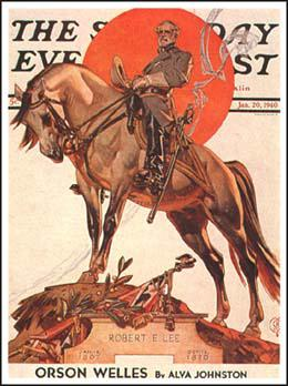 Joseph Leyendecker, Saturday Evening Post (1940)
