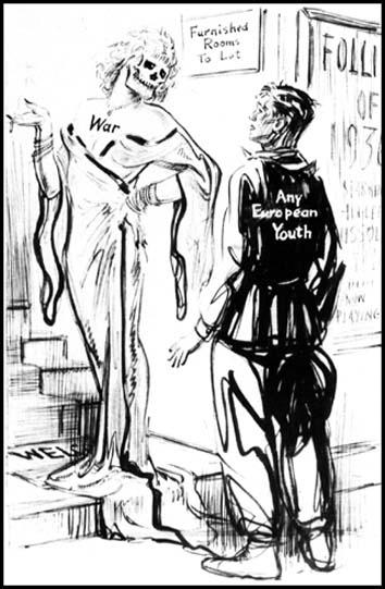 C. D. Batchelor, Come on in, I'll treat you right. I used to know your Daddy,New York Daily News (25th April, 1936)