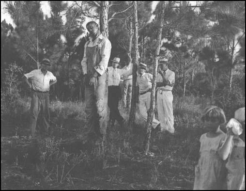 Rubin Stacy, lynched in Fort Lauderdale on 19th July, 1935