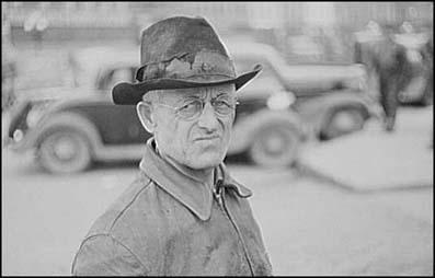 John Vachon, Farmer from Chillicothe (1942)