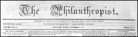 The Philanthropist (21st November, 1837)