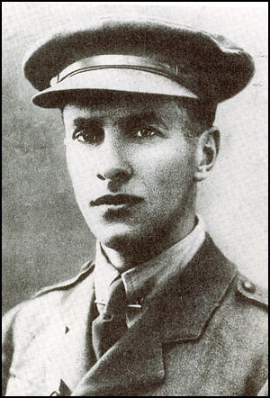 Walter Duranty during the First World War