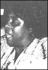 """a history of fannie lou hamer in montgomery county mississippi Confederate memorial, winona, mississippi  in june of 1963, fannie lou  hamer, annell ponder, sue johnson and lawrence guyot were  """"if we have  anything it will be in the book we've got on montgomery county history."""