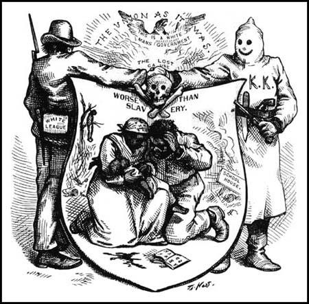 the history of the redeemers and white supremacy groups in america A mandate from god: christian white supremacy in which he examines the history of ideas many of the most violent white supremacist groups of the last three.