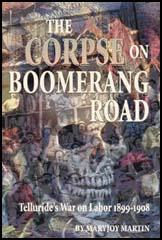 Corpse On Boomerang Road